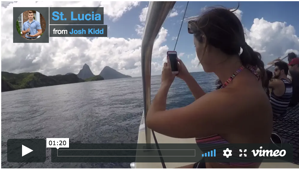 St. Lucia Vacation